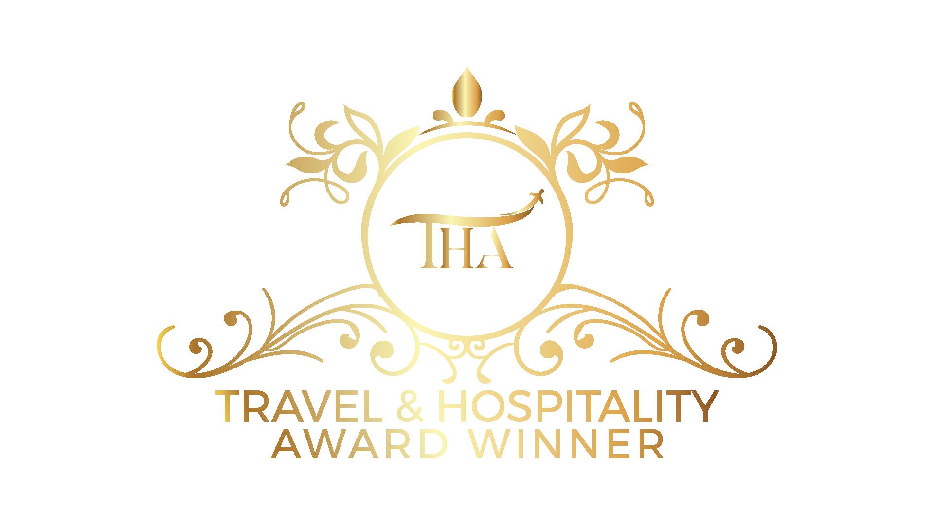 Travel & Hospitality Award Winner Logo
