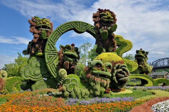 Jacques Cartier Park
