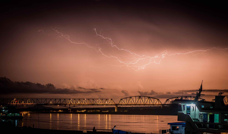 Capturing Lightning